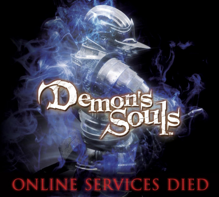Demon's Souls Online Services to shut down February 28, 2018