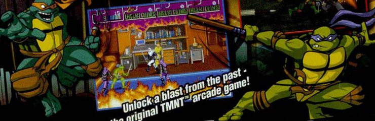 1989 TMNT Arcade Game is (technically) still out there