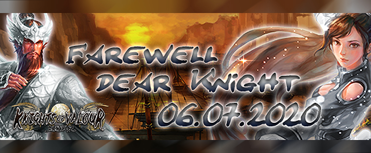 Knights of Valour on PlayStation 4 shuts down July 6th