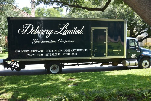 Delivery Limited Truck