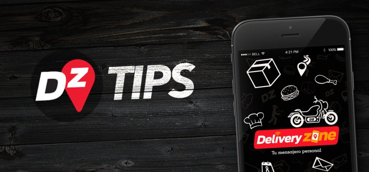 Delivery Zone Tips: Mandados