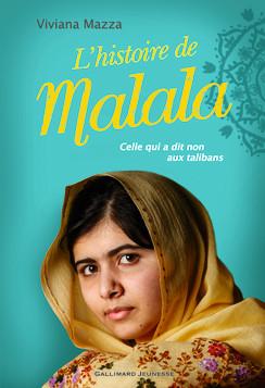 """Résultat de recherche d'images pour """"L'histoire de Malala ."""""""