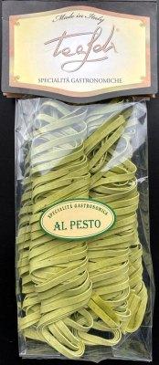 Tagliatelle all'uovo al Pesto