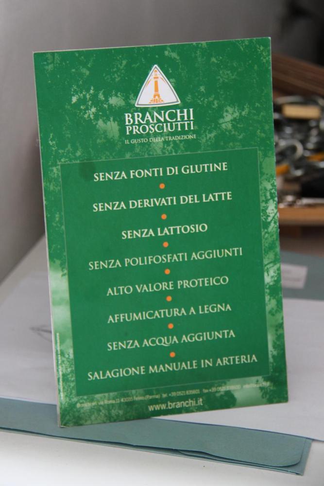 Tappa #1: Branchi, il prosciutto cotto @ Felino (PR) (4/6)