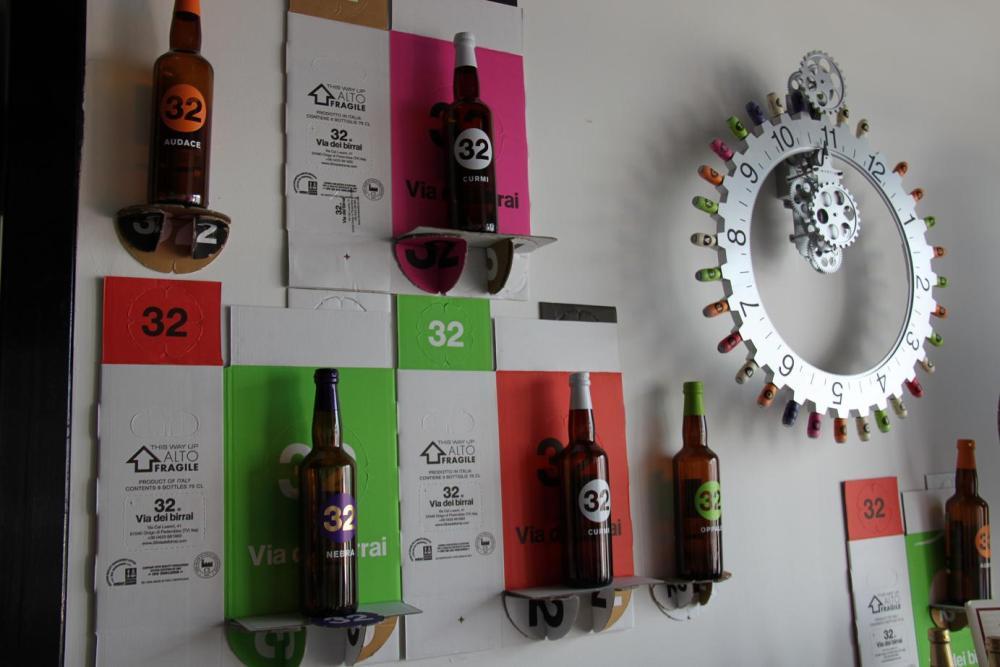 Tappa #6: La birra artigianale di 32 Via dei Birrai @ Onigo di Pederobba (TV) (4/6)