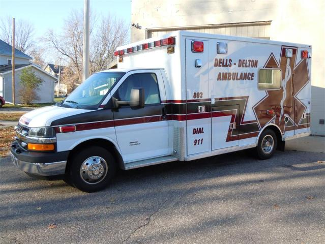 803- 2009 C4500 Chevy Lifeline