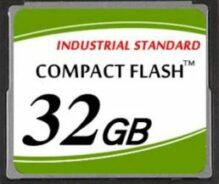 industrial compact flash card