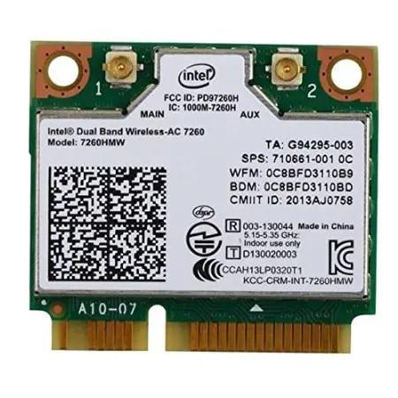 dell wireless 1703 card 802.11 b/g/n