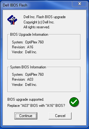 Updating your (UEFI) BIOS and Optimising (UEFI) BIOS