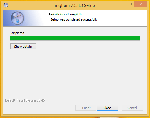 Downloading and Installing ImgBurn - Windows 10 Installation Guides