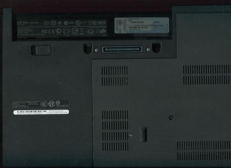 Laptop COA