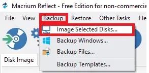 Macurium Reflect Backup2