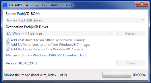 Intel USB 3 0 Creator Utility - Windows 10 Installation Guides