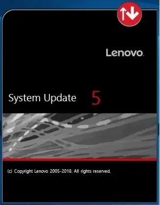 Using Lenovo System Update For Windows 10 - Windows 10 Installation