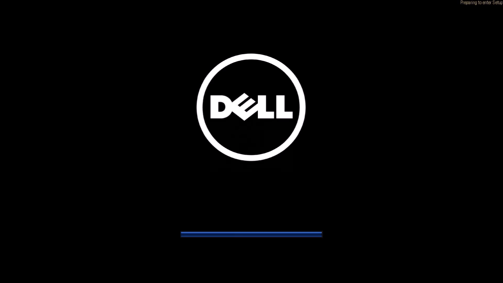 booting from usb windows 10 dell