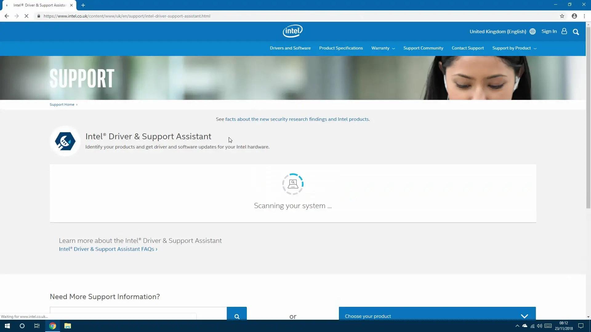 intel automatically update drivers