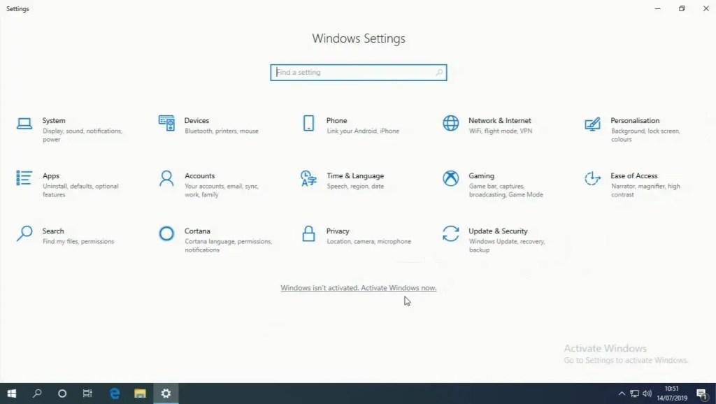Microsoft Windows OEM FAQs and Downloads - Windows 10 Installation