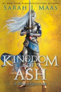 Kingdom of Ash Book Cover