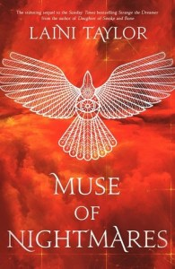 Muse of Nightmares book cover