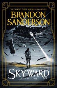 Skyward, YA Sci-Fi, Book Cover