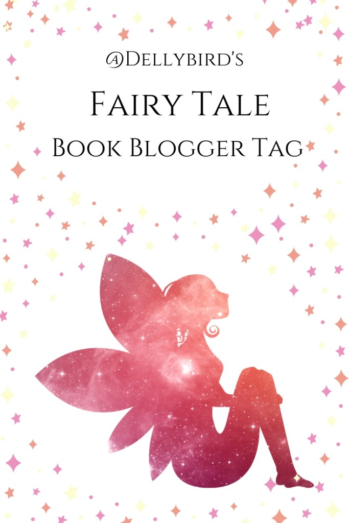 Fairy Tale Book Tag Pinterest Image