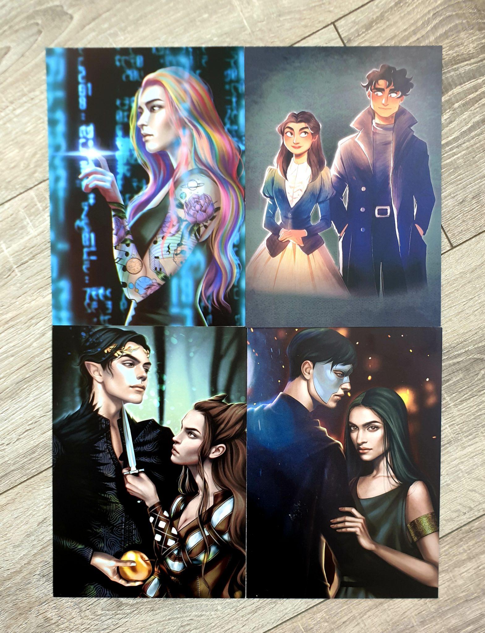 FairyLoot Art Prints