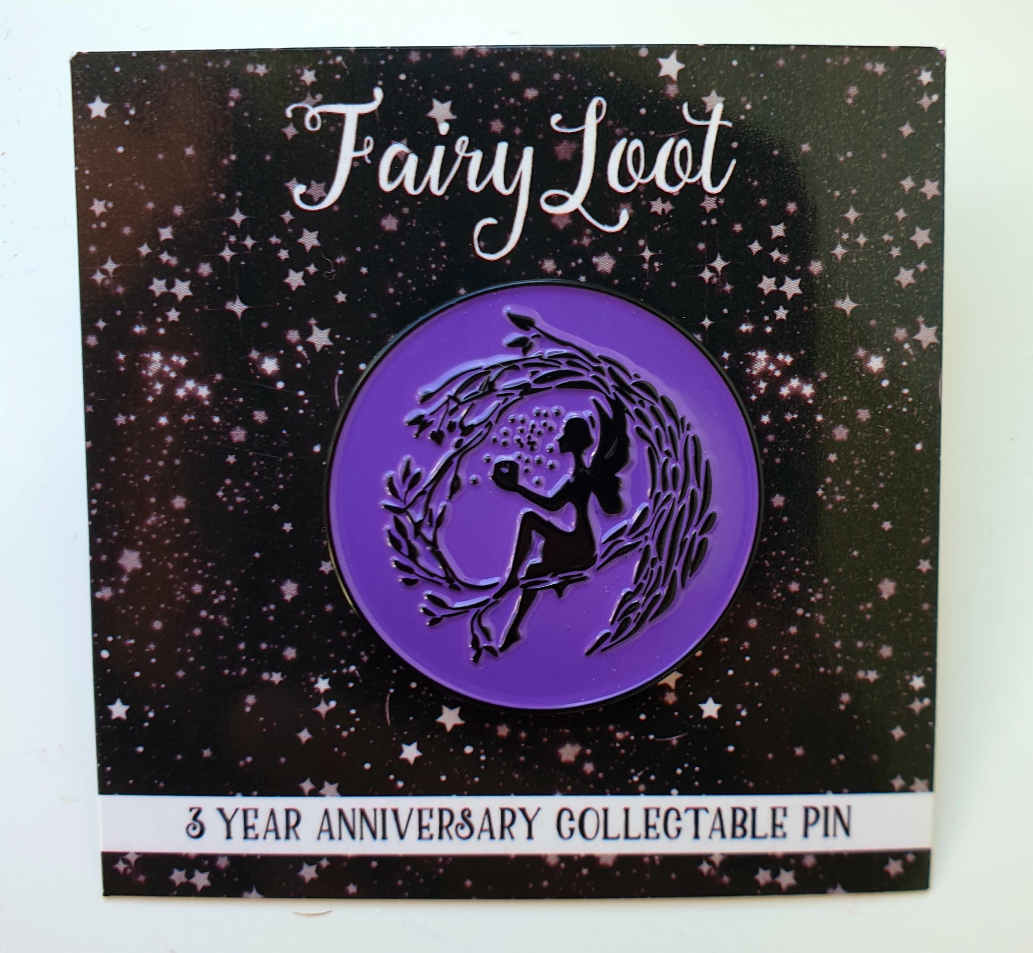 FairyLoot March Enamel Pin