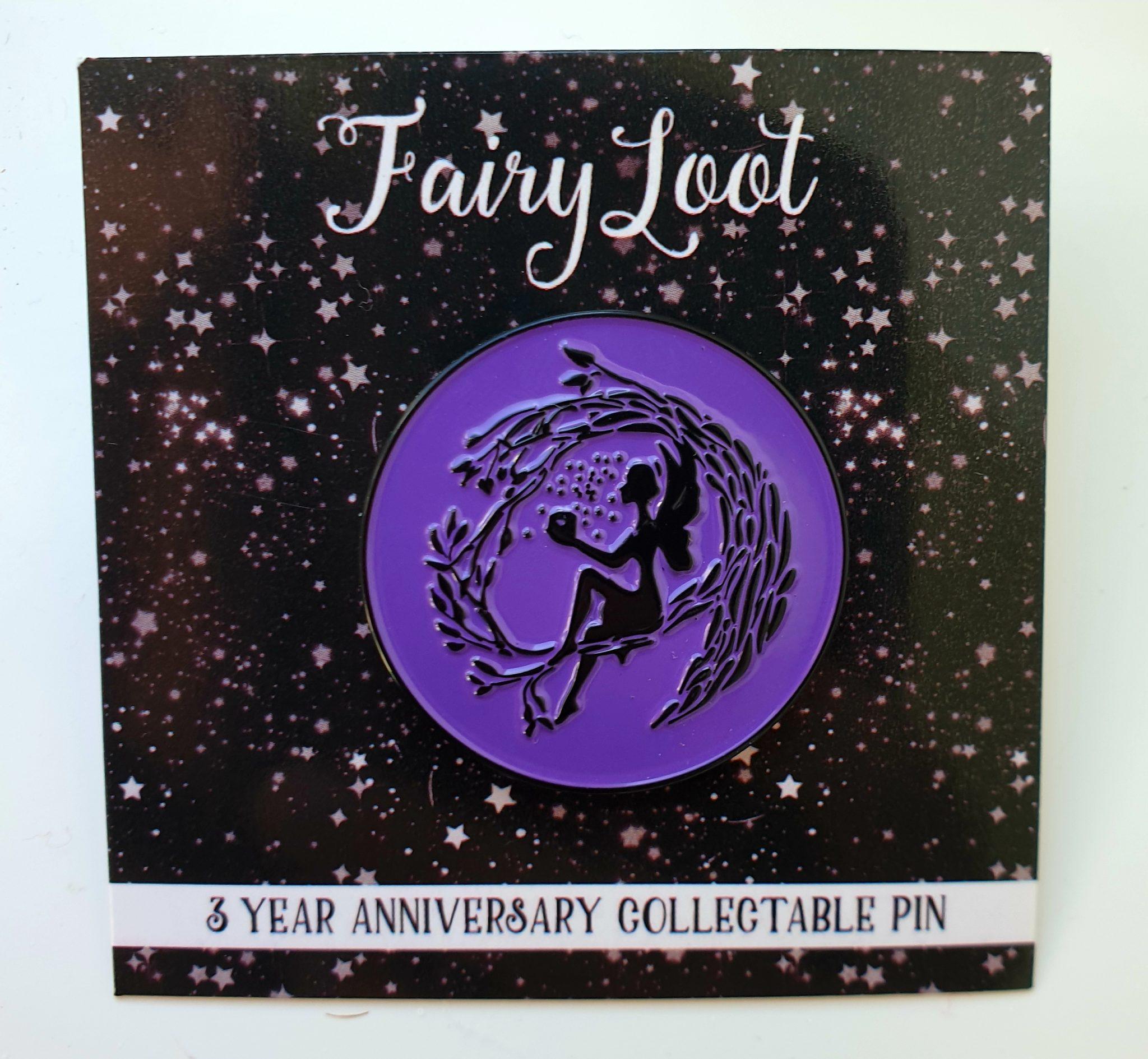 FairyLoot March Enamel Pin