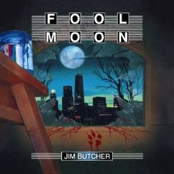 Fool Moon by Jim Butcher Audiobook Image