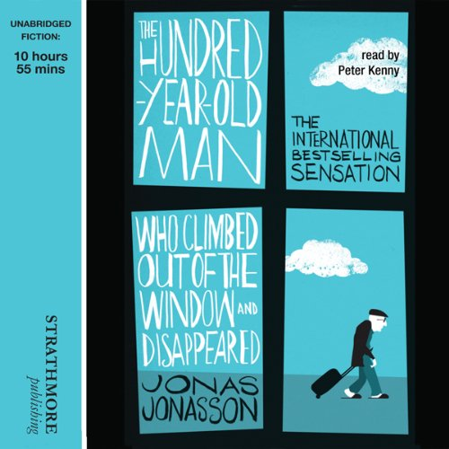 Audible Sale - The Hundred-Year-Old Man Who Climbed Out of the Window and Disappeared