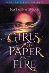 Girls of Paper and Fire by Natasha Ngan. Book Cover