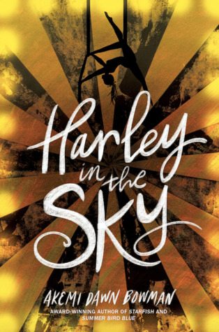 Harley in the sky. March 2020 Book releases. YA Contemporary novel.