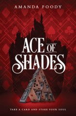 Ace of Shades by Amanda Foody. Harley in The Sky Book Tag