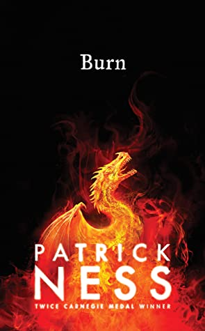 May 2020 book releases. Burn book cover.