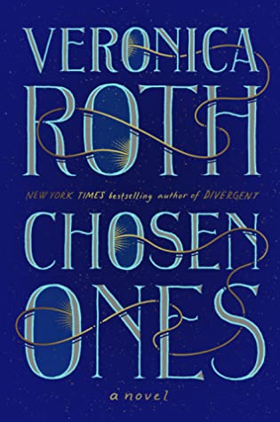Chosen ones by Veronica Roth book cover