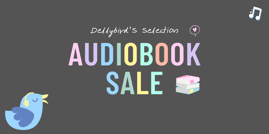 Audible sale. Dellybird