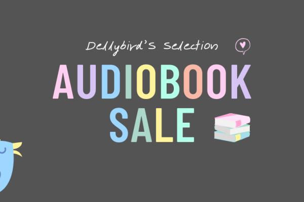 Audible sale. Dellybird