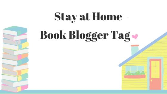 Stay at home book blogger tag