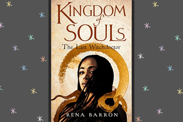Kingdom of Souls. Book review cover