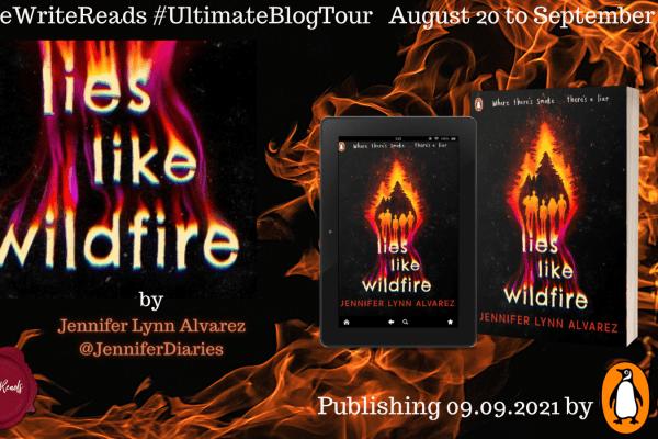 Lies Like Wildfire Banner