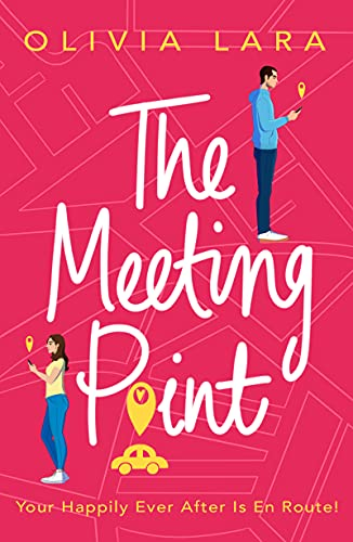 The Meeting Point by Olivia Lara book cover