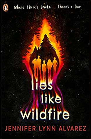 Lies Like Wildfire book cover