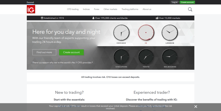 Screenshot 2018 12 08 Home English - 8 of the Very Best Forex Brokers