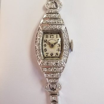 Hamilton Vintage Ladies Wrist Watch