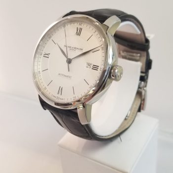 Baume & Mercier Classima Geneve 42mm – Leather