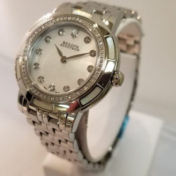 Bulova Pemberton Ladies