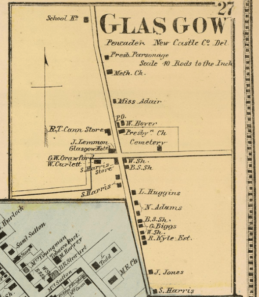 The March of Progress in Glasgow (5/6)