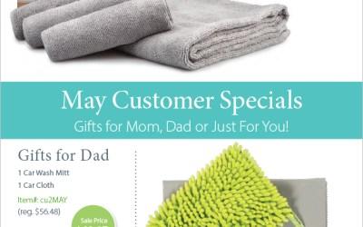 May Norwex Customer Specials