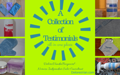 A Collection of Norwex Testimonials