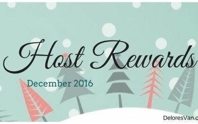 Norwex Host Rewards – December 2016